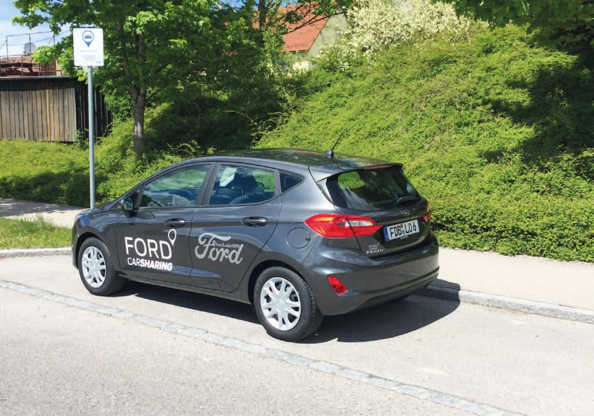 Neues Carsharing-Angebot in Odelzhausen
